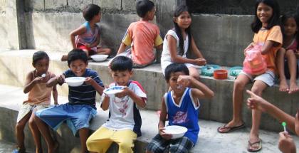 Feeding Program — Brgy. Rizal, Pala-Pala