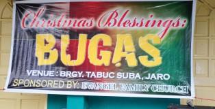 Christmas Blessing Bugas 2010 - Brgy. Tabuc Suba Jaro, Iloilo City