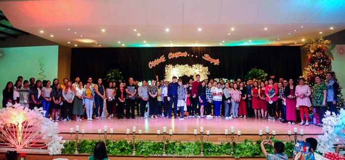 ETAB's 33rd Christmas Celebration